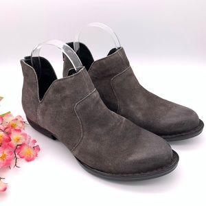 Born Kerri Ankle Boots Women's Size 8M/Chocolate